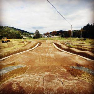 Projekt i nadzór nad budową wielofunkcyjnego toru rowerowego pumptrack w Zawoi